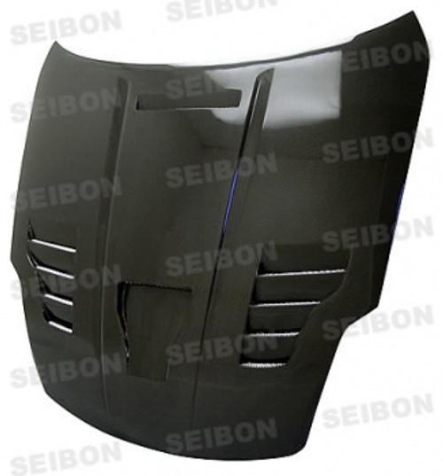 Seibon VT Style CARBON FIBER HOOD NISSAN 350Z / FAIRLADY Z (Z33)* 2002-2006