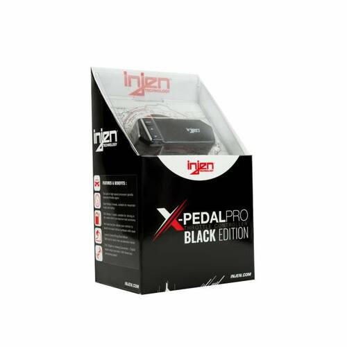 Injen 03-08 Nissan 350Z / 03-08 Infiniti G35 Sedan/Coupe X-Pedal Pro Black Edition Throttle Controll