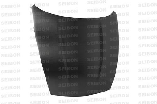 Seibon OEM Style CARBON FIBER HOOD NISSAN 370Z / FAIRLADY Z (Z34)* 2009-2012