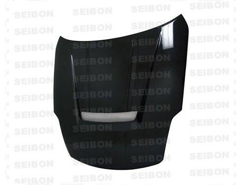 Seibon VSII Style CARBON FIBER HOOD NISSAN 370Z / FAIRLADY Z (Z34)* 2009-2012