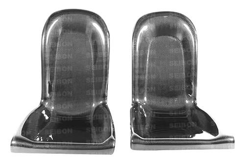 Seibon OEM Style BACK SEATS (pair) NISSAN GTR R35 2009-2010