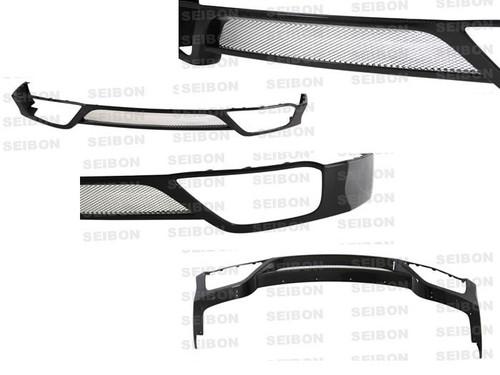 Seibon OEM Style REAR LIP NISSAN GTR R35 2009-2010