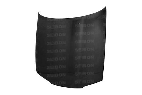Seibon OEM Style CARBON FIBER HOOD NISSAN SKYLINE R32 (BNR32) 1990-1994