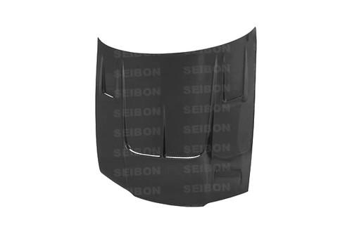 Seibon TT Style CARBON FIBER HOOD NISSAN SKYLINE R32 (BNR32) 1990-1994