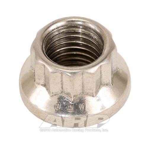 ARP M10 x 1.25 SS M12 Socket 12pt Nut Kit