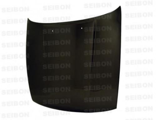 Seibon OEM Style CARBON FIBER HOOD NISSAN S13 / SILVIA (S13)* 1989-1994