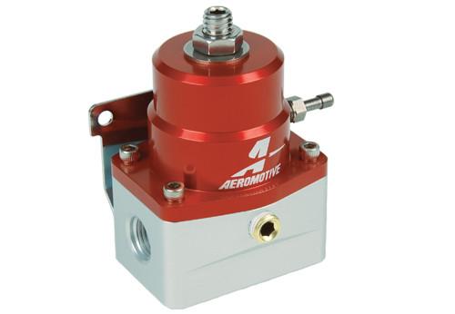 Aeromotive A1000-6 Universal Injected Fuel Pressure Bypass Regulator - 13109