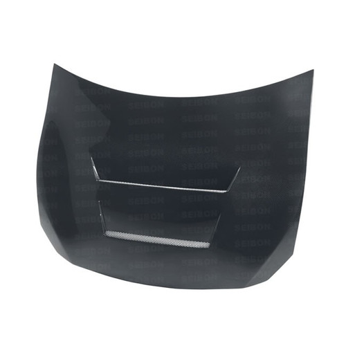 Seibon DV Style CARBON FIBER HOOD SCION FRS 2012-2013