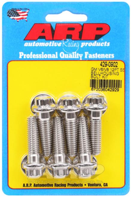 ARP GM V6/V8 SS 12pt Bellhousing Bolt Kit