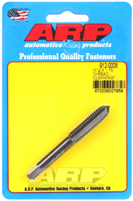 ARP M12 x 1.75 Thread Cleaning Chaser Tap