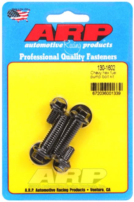 ARP Chevy SB / BB Fuel Pump Hex Bolt Kit