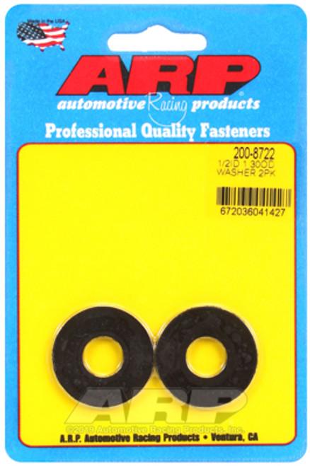 ARP 1/2 ID 1.30 OD Black Oxide Washer Kit (2 Pieces)
