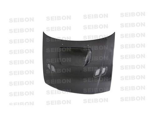Seibon OEM Style CARBON FIBER HOOD SUBARU IMPREZA / WRX / STI (GC6/8)* 1998-2001