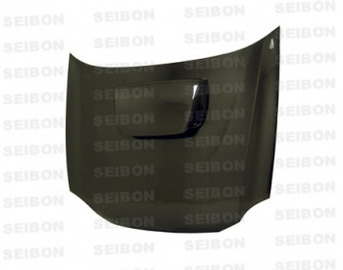 Seibon CWII Style CARBON FIBER HOOD SUBARU IMPREZA / WRX / STI (GDA/GGA)* 2002-2003