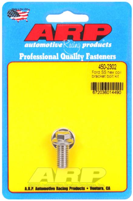 ARP Ford SS Hex Coil Bracket Bolt Kit