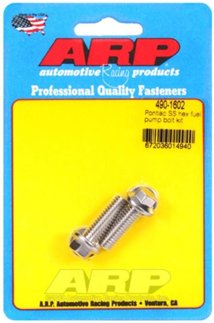 ARP Pontiac SS Hex Fuel Pump Bolt Kit