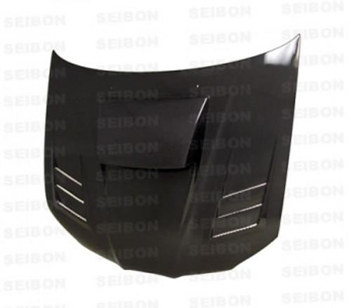 Seibon CWII Style CARBON FIBER HOOD SUBARU IMPREZA / WRX / STI (GDA/B/F OR GGA/E)* 2006-2007