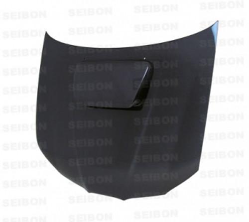 Seibon OEM Style CARBON FIBER HOOD SUBARU IMPREZA / WRX / STI (GDA/B/F OR GGA/E)* 2006-2007