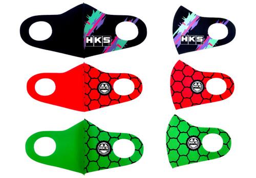HKS Graphic Face Mask