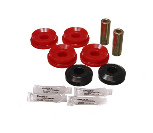 Energy Suspension Red Front Strut Rod Bushings for Nissan 240SX '89-'98 300ZX '90-'96