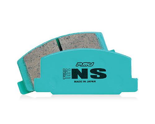 Project Mu 2008-10 Nissan 370Z / G37 AKEBONO BRAKE Caliper TYPE NS Front Brake Pads