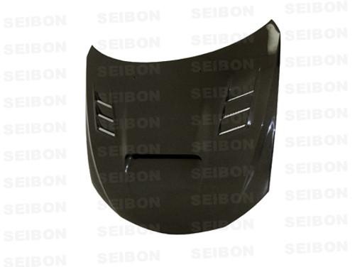 Seibon CW Style CARBON FIBER HOOD SUBARU IMPREZA / WRX / STI (GRA/B/F OR GEE/GHE)* 2008-2011