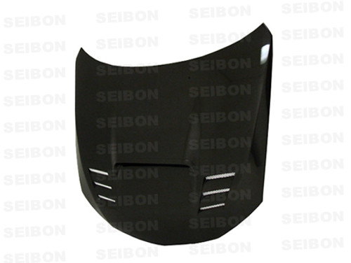 Seibon CWII Style CARBON FIBER HOOD SUBARU IMPREZA / WRX / STI (GRA/B/F OR GEE/GHE)* 2008-2011