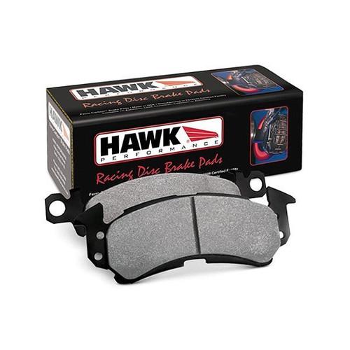 Hawk 09 Nissan GT-R R35 HP+ Street Front Brake Pads - HB581N.660