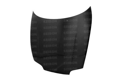 Seibon OEM Style CARBON FIBER HOOD TOYOTA SUPRA (JZA80L) 1993-1998