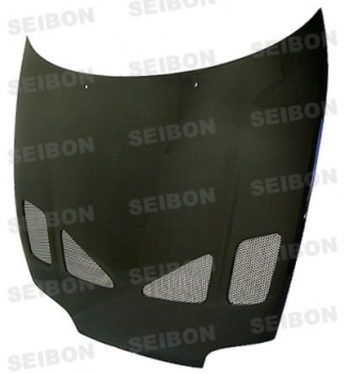 Seibon TR Style CARBON FIBER HOOD TOYOTA SUPRA (JZA80L) 1993-1998