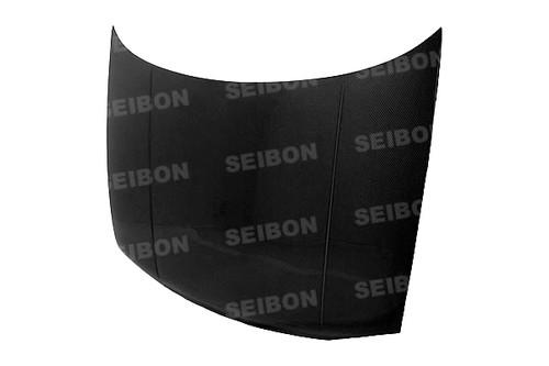Seibon OEM Style CARBON FIBER HOOD VOLKSWAGEN GOLF IV (1JX OR MK4) 1999-2004