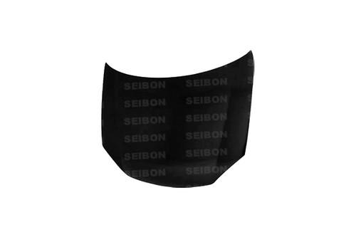 Seibon OEM Style CARBON FIBER HOOD VOLKSWAGEN GOLF GTI (1K OR MK5) (SHAVED EMBLEM) 2006-2009