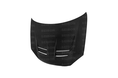 Seibon DV Style CARBON FIBER HOOD VOLKSWAGEN GOLF GTI (1K OR MK5) 2006-2009