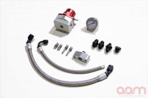 AAM Competition S-line Fuel System Kit - Nissan R35 GT-R