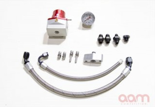 AAM Competition S-line Fuel System with Twin Aeromotive 340LPH Pumps - Nissan R35 GT-R