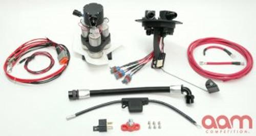 AAM Competition - R-Line Triple Fuel Pump Kit - Nissan R35 GT-R