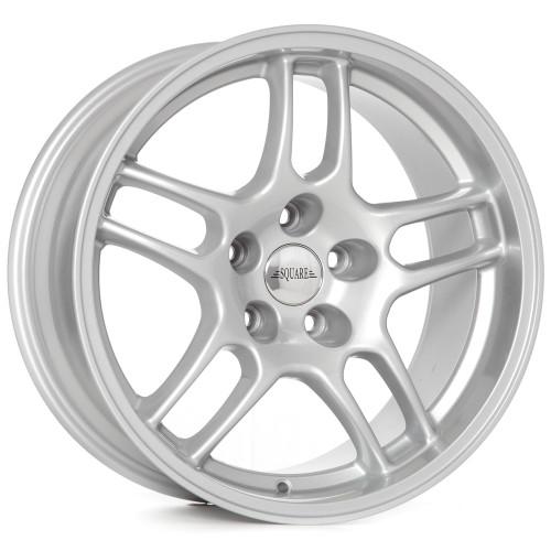 SQUARE Wheels G33 Model - 17x9  +15 5x114.3 (Set of 4 Wheels)