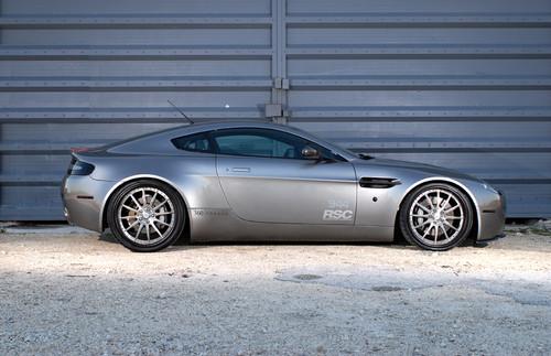 Racing Sport Concepts - Sport Lowering Springs - Aston Martin V8 Vantage