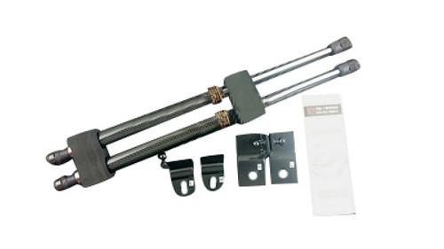 P2M Carbon Engine Hood Damper for Scion FRS/GT86/FT86 & BRZ