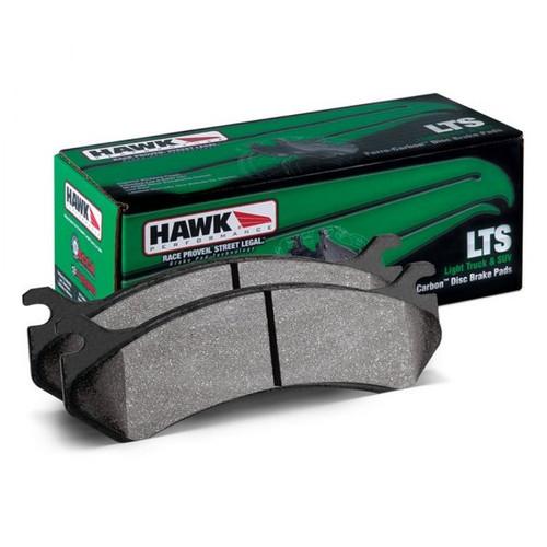 Hawk 09-14 Acura TL / 06-14 Honda Ridgeline 3.5L V6 LTS Rear Brake Pads - HB679Y.600