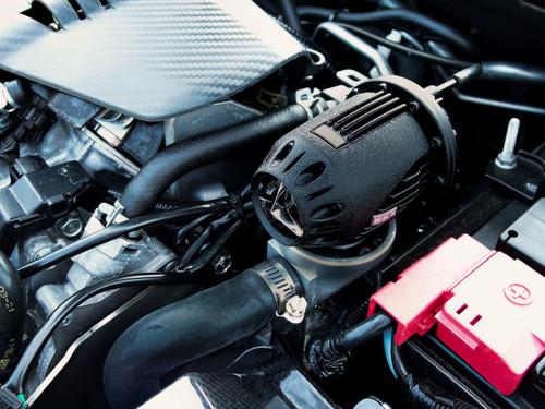 HKS SSQV SUPER SQV4 Black Edition for Honda Civic Type R '17+