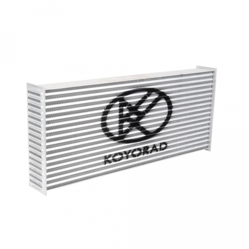 "Koyo Universal Aluminum HyperCore Intercooler Core - 24""x 10""x 2.5"""