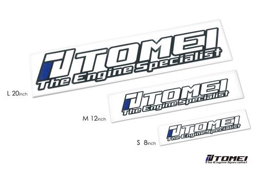 Tomei  Sticker Engine Specialist 2016 20 Inch Die Cut White L