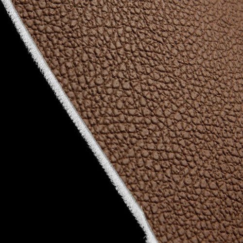 """Braum Brown Leatherette Material 36""""x56"""""""