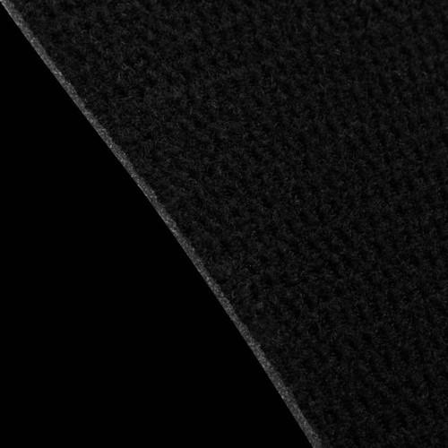 """Braum Black Jaquard Fabric Material 36""""x56"""""""
