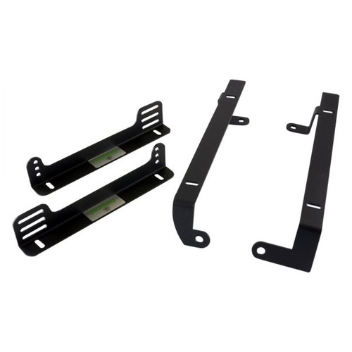 Planted Seat Brackets for Nissan 300ZX (1990-1996) LOW - Driver *For Side Mount Seats Only
