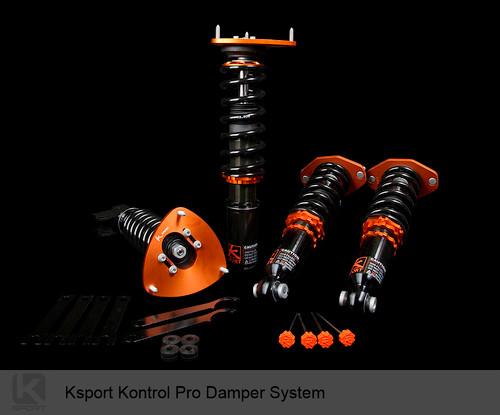 KSport- Kontrol Pro Coilovers, Lexus SC 300/ 400/ Soarer