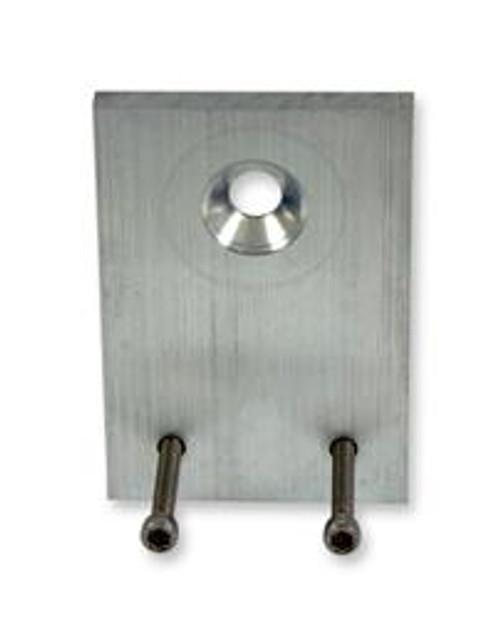 Innovate Aluminum MAC Solenoid Bracket (w/ Screws)
