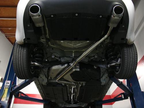 Injen Cat Back Exhaust Dodge Dart 1.4L