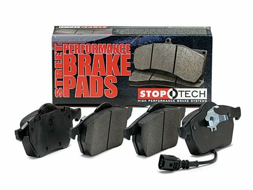 Stop Tech Street Performance Rear Pads for Scion FR-S / Subaru BRZ